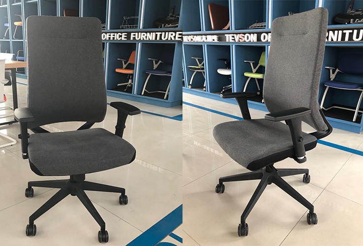 fabric desk chairs DHS-B220