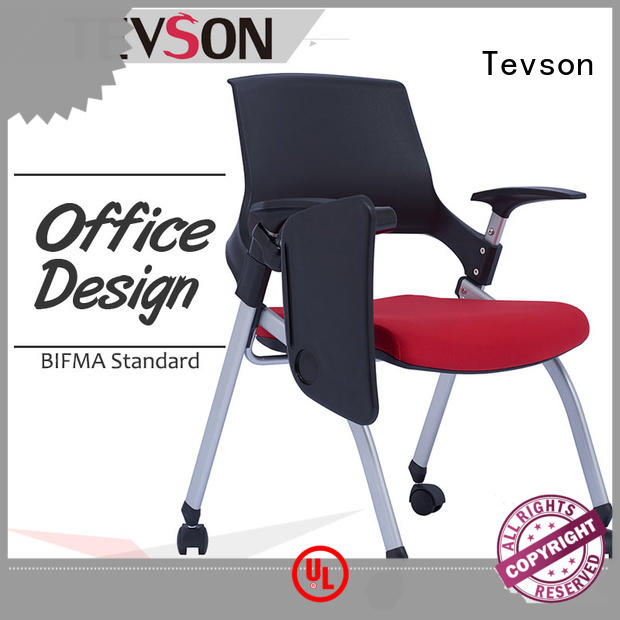 Tevson mid back study chair chair