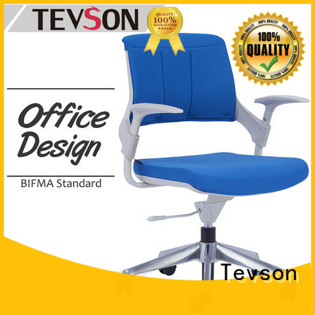 comfortable office chair arms for industry Tevson