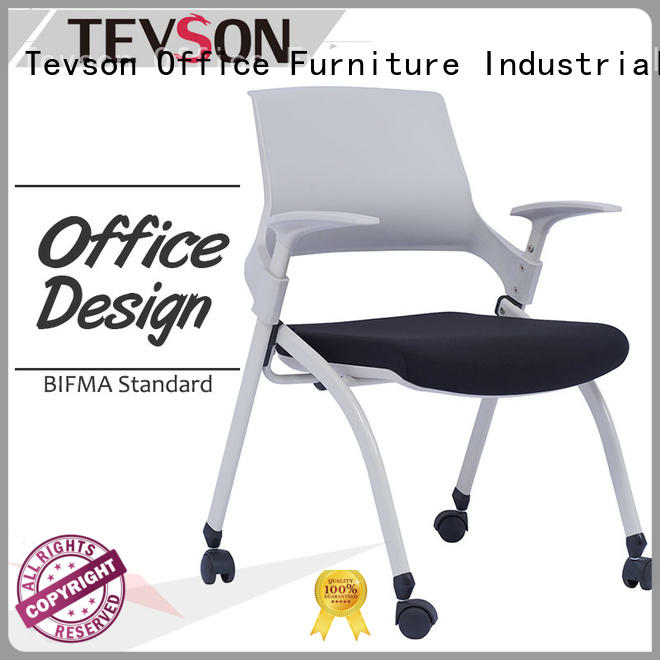 Tevson mobile training room chair workshops for anteroom
