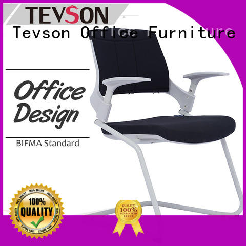 Tevson stackable study chair with pad
