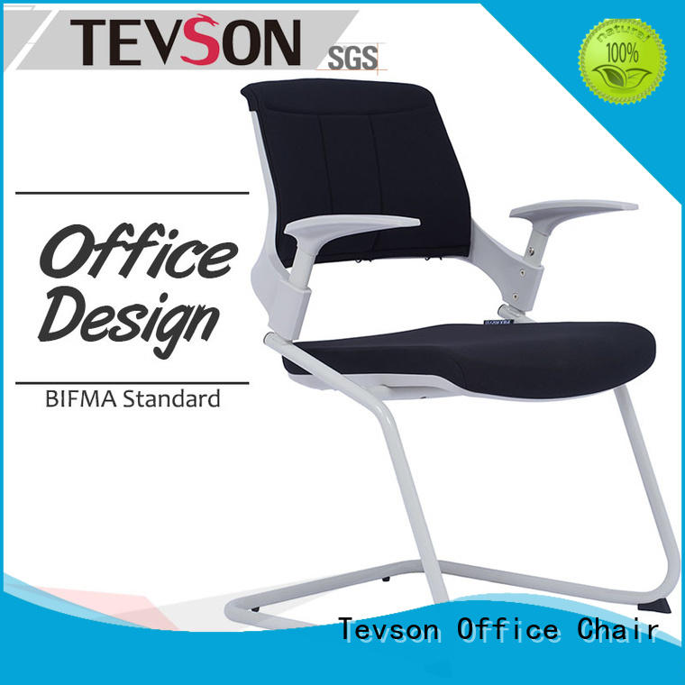 Tevson heavy visitor chair price arm for waiting Room