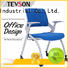 Tevson plastic training room chair factory for conference