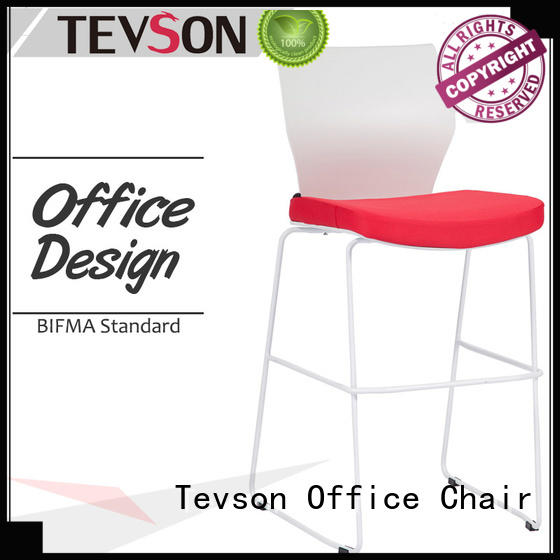 Tevson back bar chair for canteen