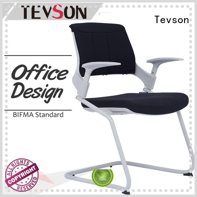 Tevson stackable modern conference room chairs order now for reception