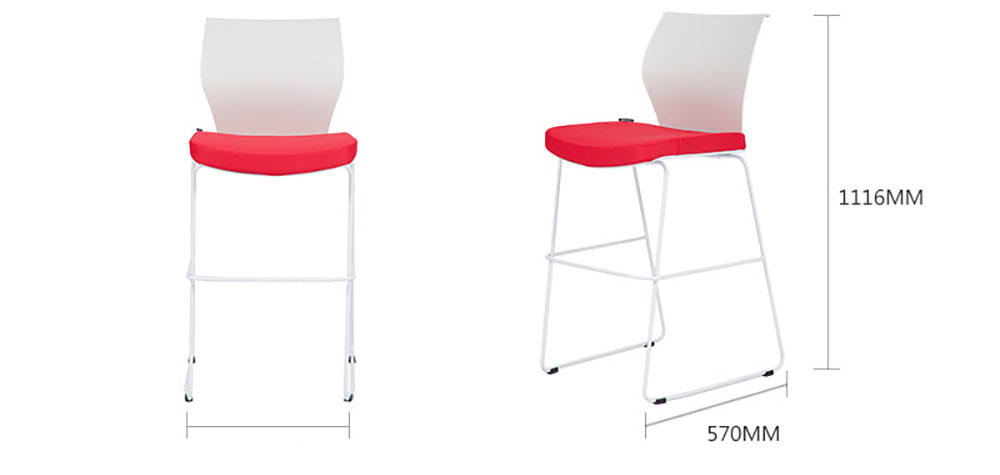 Tevson quality high bar chairs factory for drinking-1