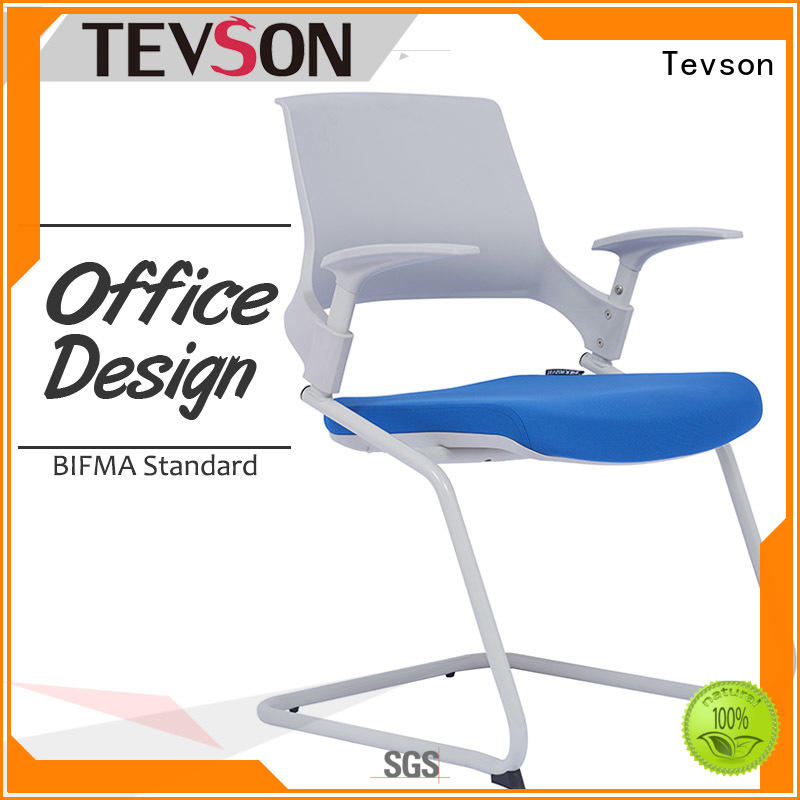 stackable student writing chair workshops for waiting Room Tevson
