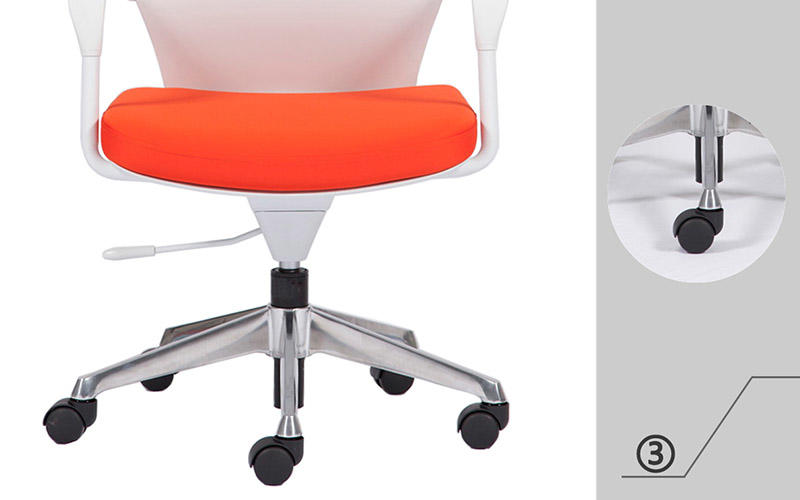 low cost comfortable computer chairs ergonomic supplier-3