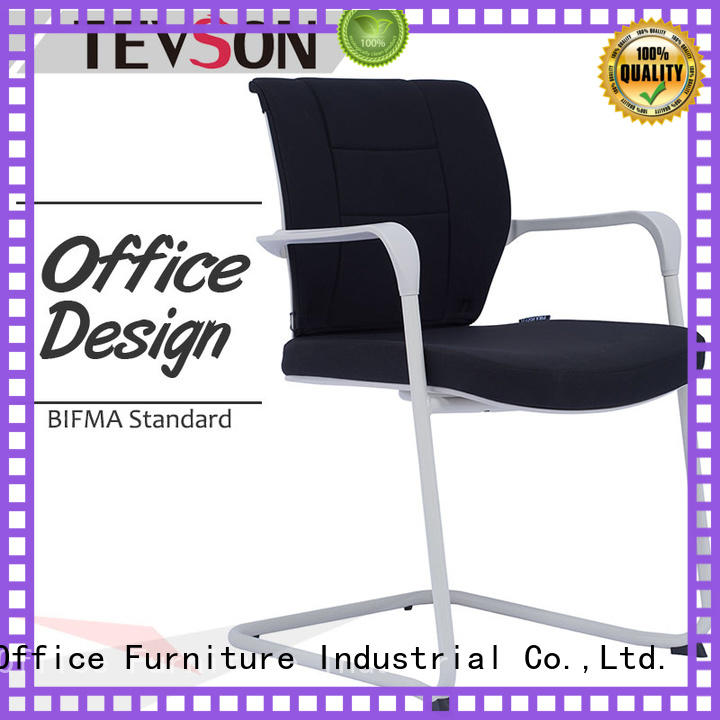 Tevson conference modern conference room chairs with writing board