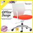 Tevson modern office desk chair vendor for industry