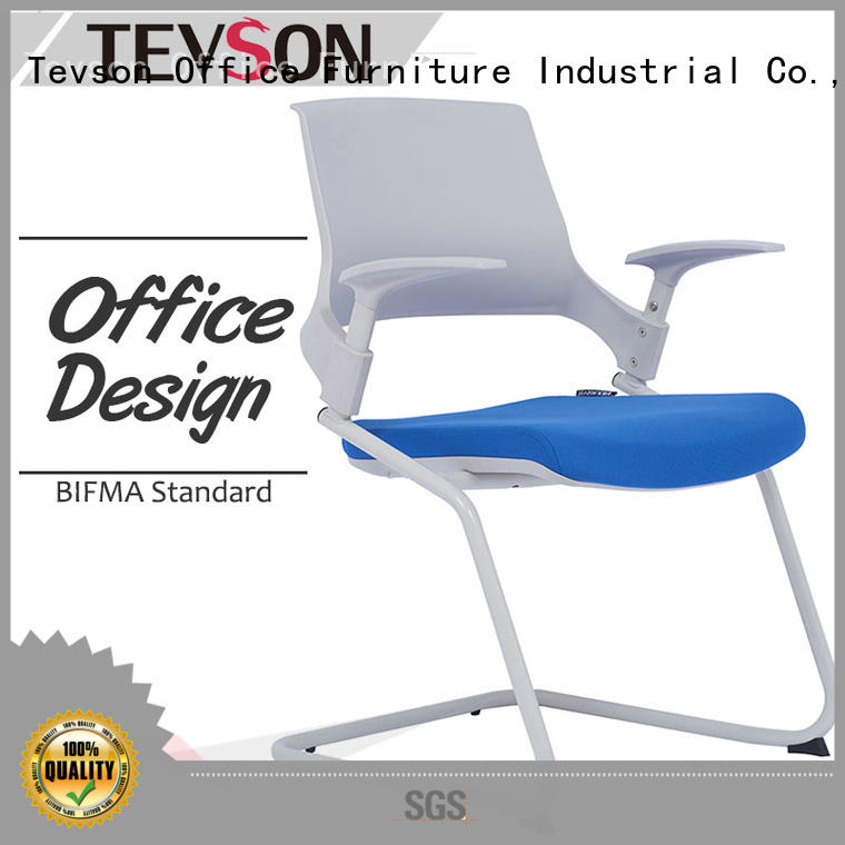 Tevson high elastic conference chairs for sale stackable for conference