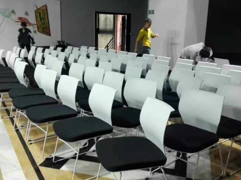 Auditorium meeting chair project in Shanghai