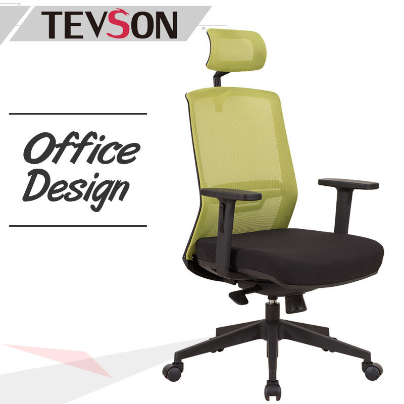 Classic High Mesh Back Task Chair for Manager or Executive