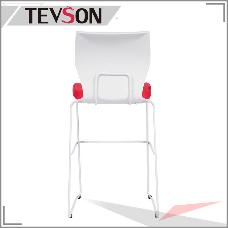 High Leg Bar Furniture Counter Stool/Bar Stools with Back
