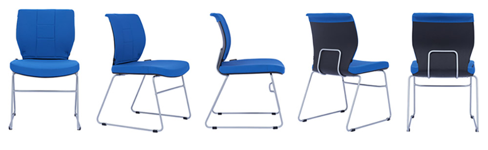 Tevson sturdy conference chairs for waiting Room-1