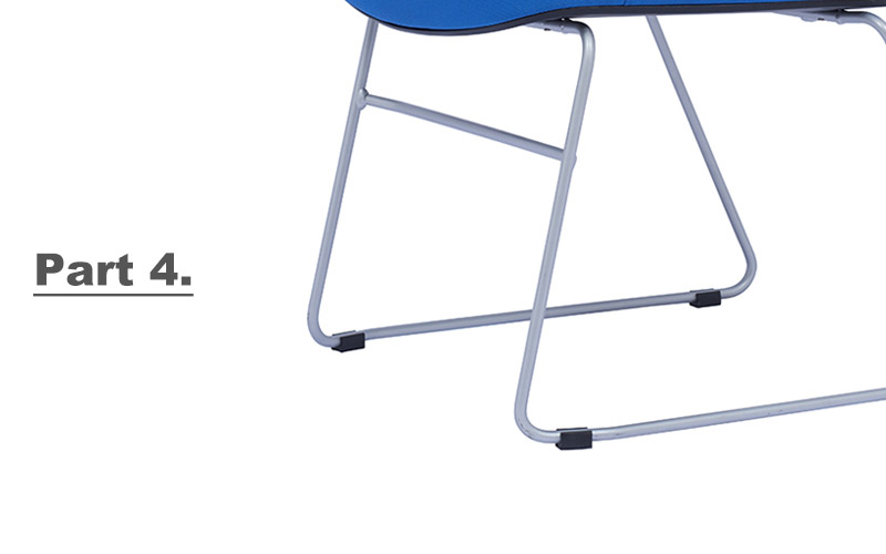 Tevson sturdy conference chairs for waiting Room-5