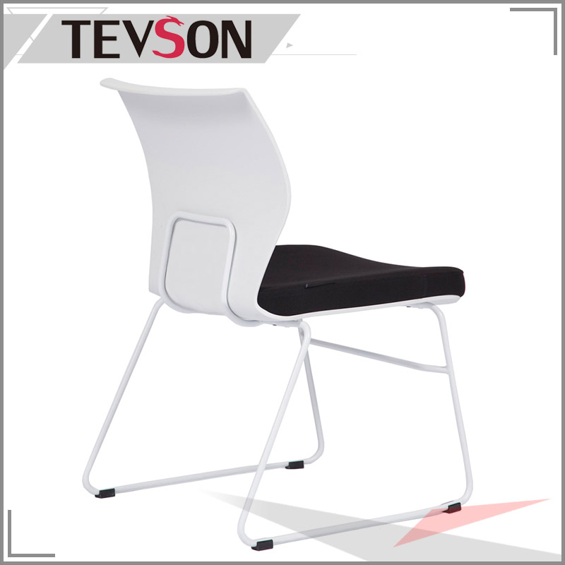 Tevson low cost conference chairs with writing board-2
