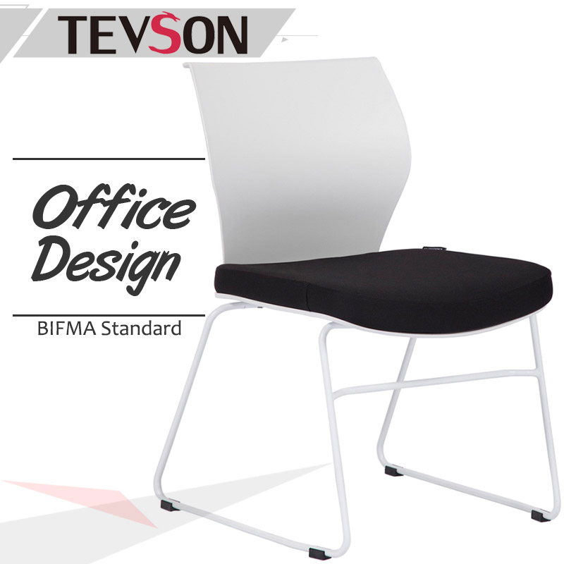 Tevson low cost conference chairs with writing board-1