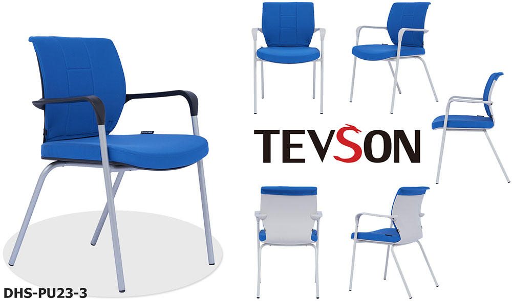 Tevson heavy student tablet chair seat for anteroom
