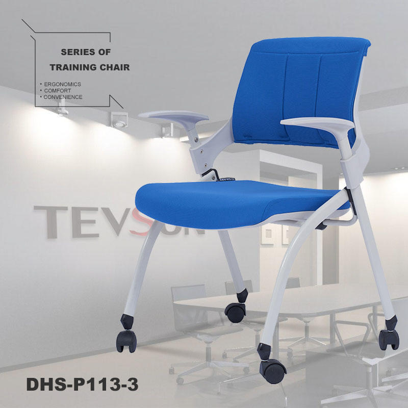 Tevson backrest training room chair scientificly