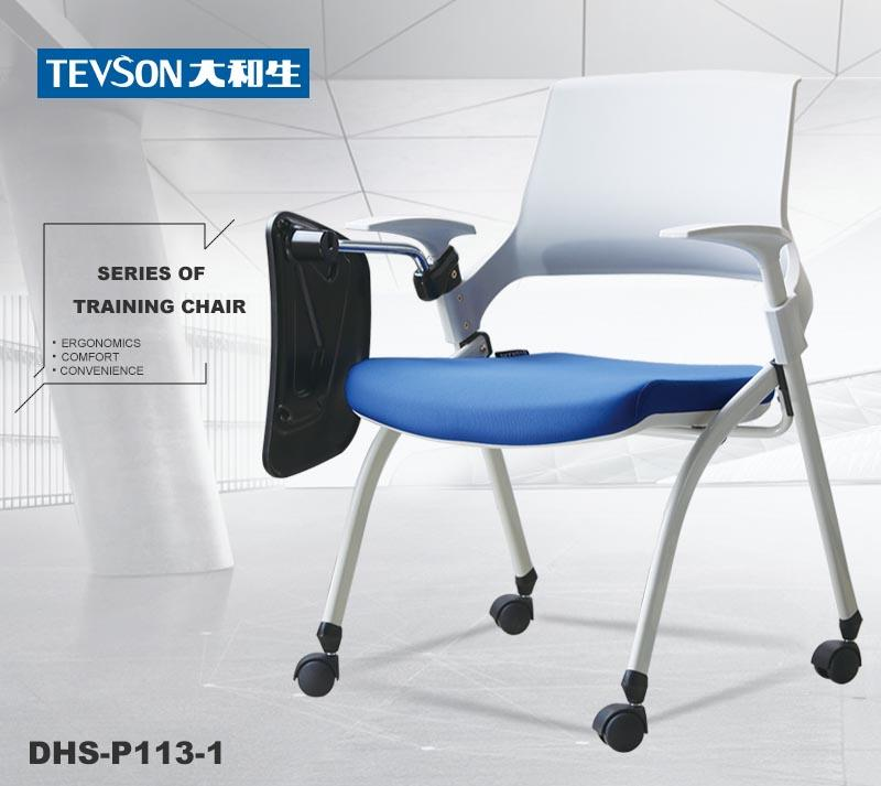 heavy chair with tablet scientificly for conference Tevson