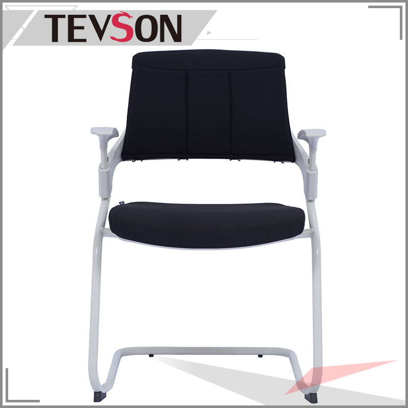 Tevson arm tablet arm chair certifications for waiting Room-2