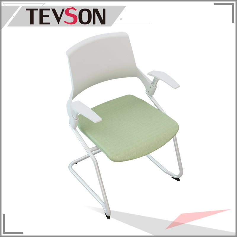 Tevson plastic conference chairs free design-2