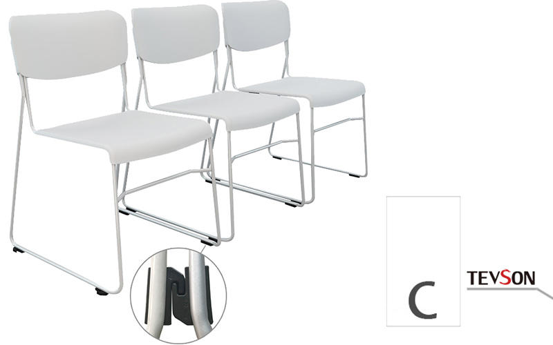 conference study chair with pad for anteroom