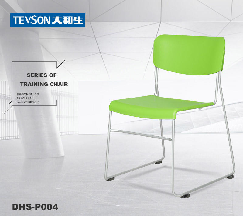 Tevson strong Folding classroom chair certifications for reception