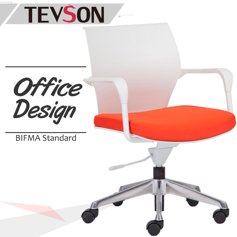 Tevson heavy office desk chair certifications in school-1