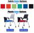 high elastic conference room chairs school scientificly for waiting Room