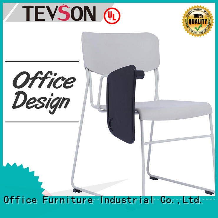 Tevson low cost classroom chairs for sale for waiting Room