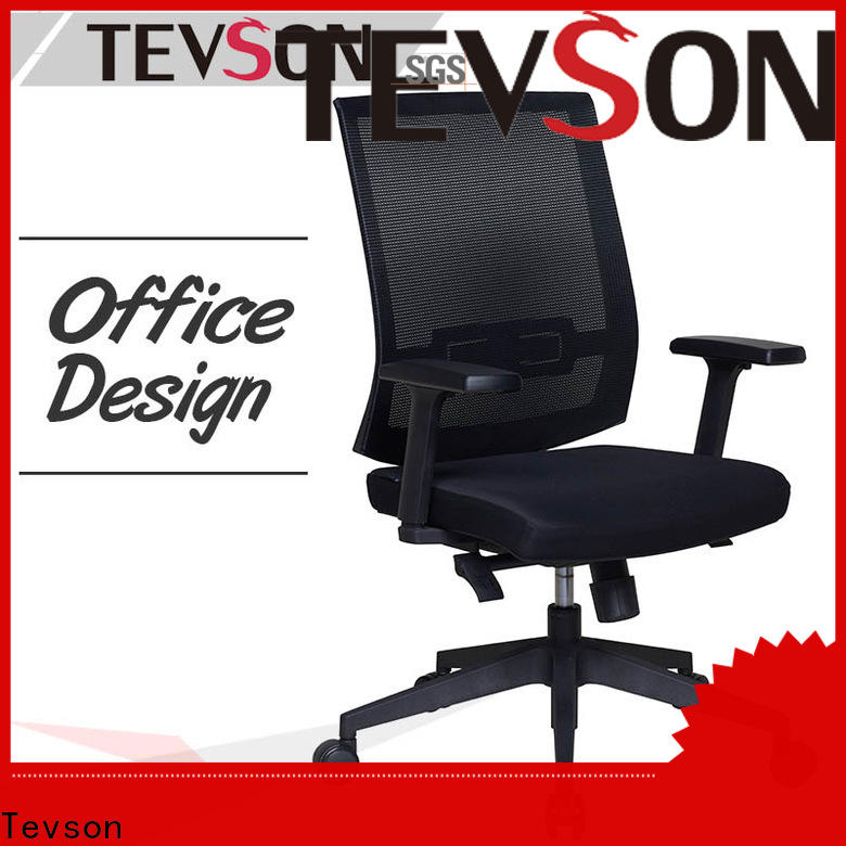 Tevson leather ergonomic office chair type