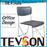 Tevson plastic classroom chairs with writing pad certifications with writing board