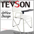 Tevson back classroom chairs certifications for reception