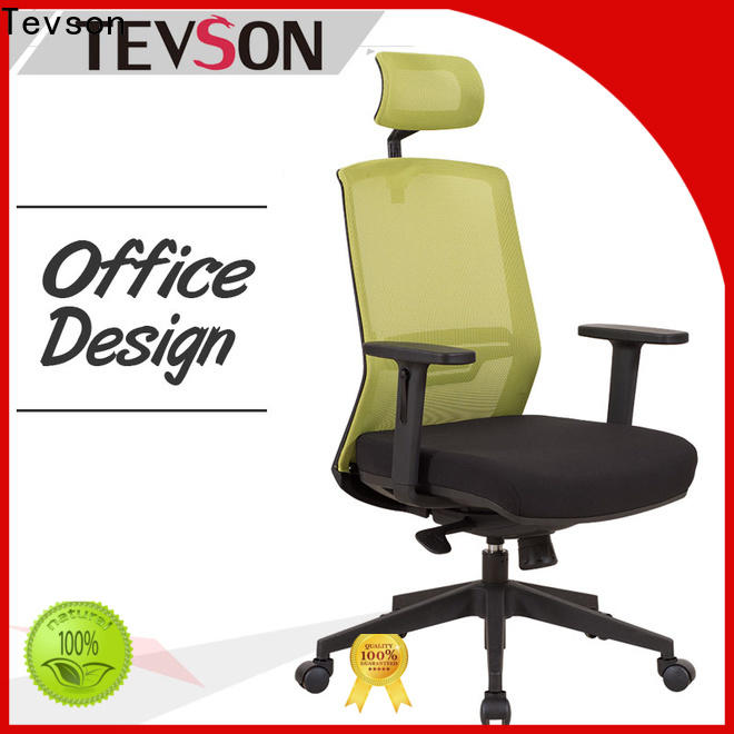 Tevson an ergonomic chair manufacturers for room