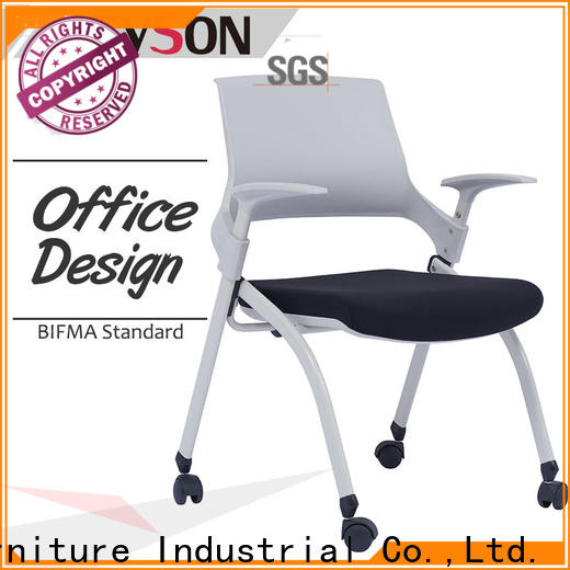 Tevson latest meeting chair for anteroom