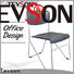 Tevson Custom training chair company for reception