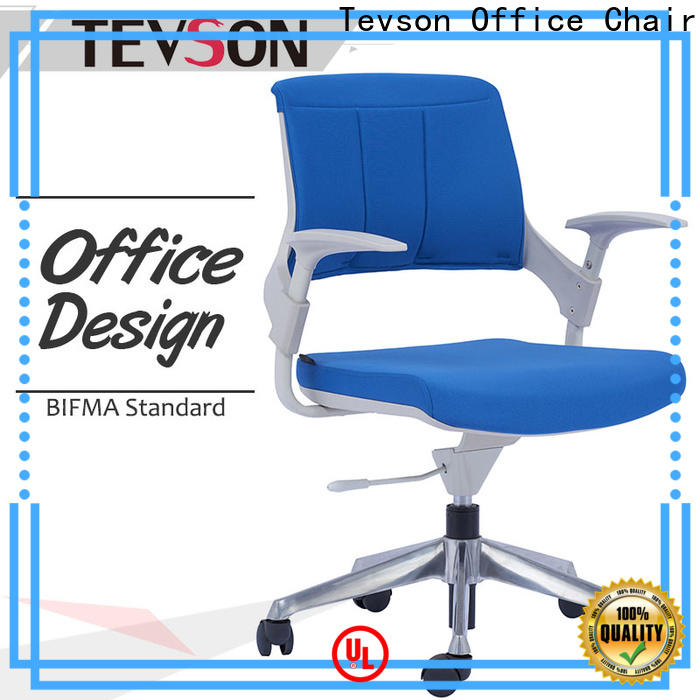 Custom comfortable back support office chair ergonomic suppliers in dining room