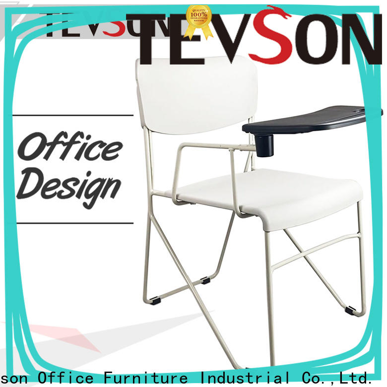 Tevson multiuse the chair of a meeting company for reception
