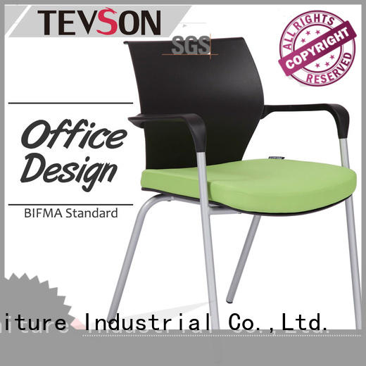 hot-sale classroom chairs with writing pad backrest bulk production for conference