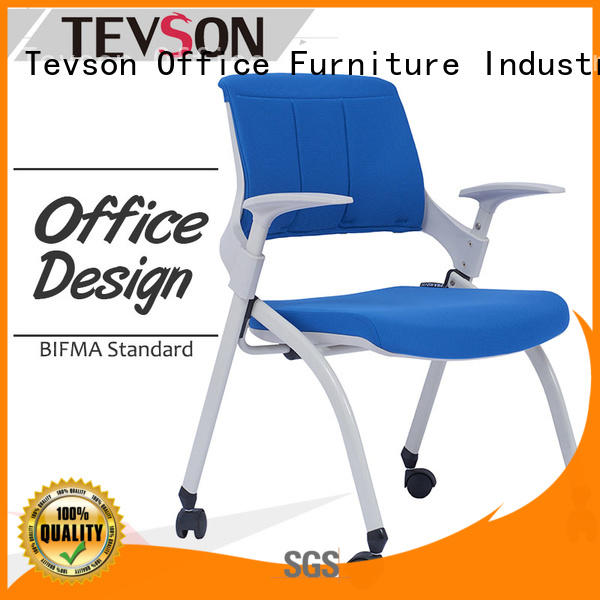 Tevson high elastic classroom chairs price workshops for conference