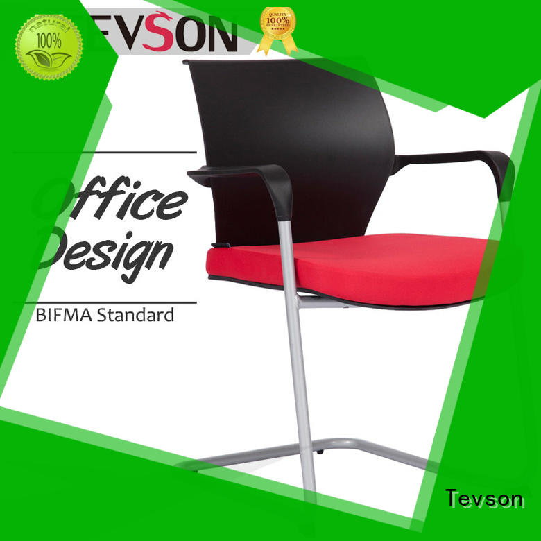 Tevson ultracompact meeting chair scientificly for reception