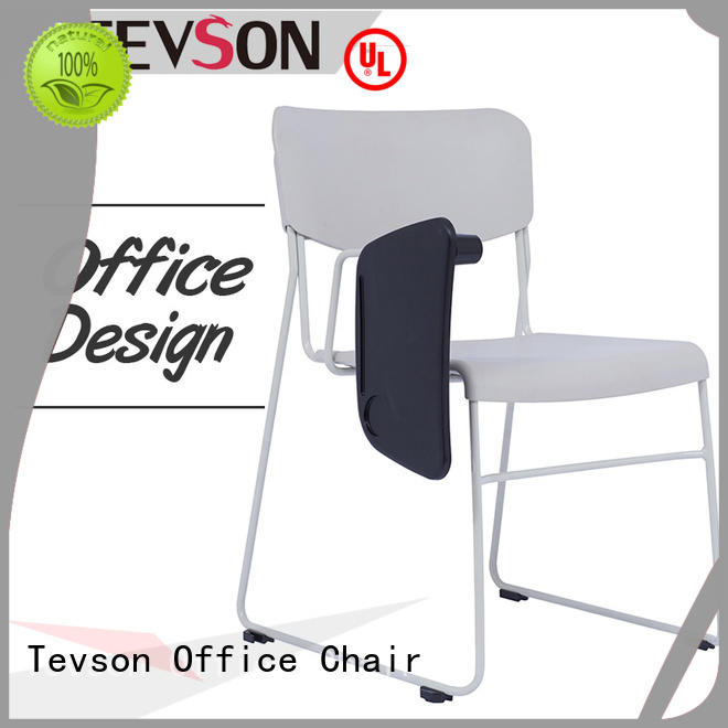Tevson folding classroom chairs scientificly for waiting Room