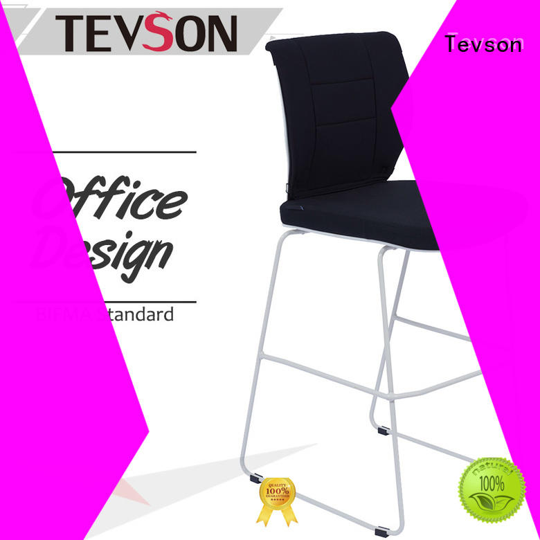 Tevson stools bar stool high chair from China for McDonald's