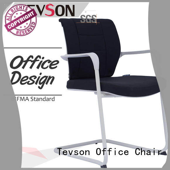 Tevson polyester classroom chairs for waiting Room