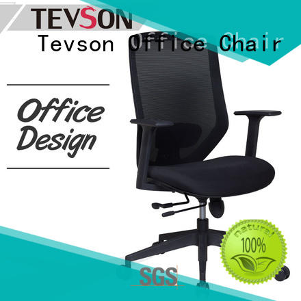 study swivel office chairs with wheels vendor for office Tevson
