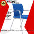 high elastic visitor chair without workshops for waiting Room