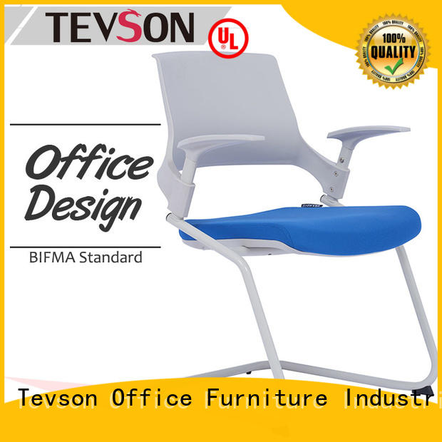 Tevson chair conference room chairs with writing board