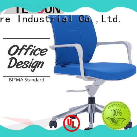 Tevson mesh office task chair manufacturer for industry
